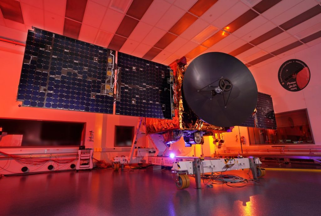 A Mars 'Hope': The UAE's 1st interplanetary spacecraft aims to make history at Red Planet | Space