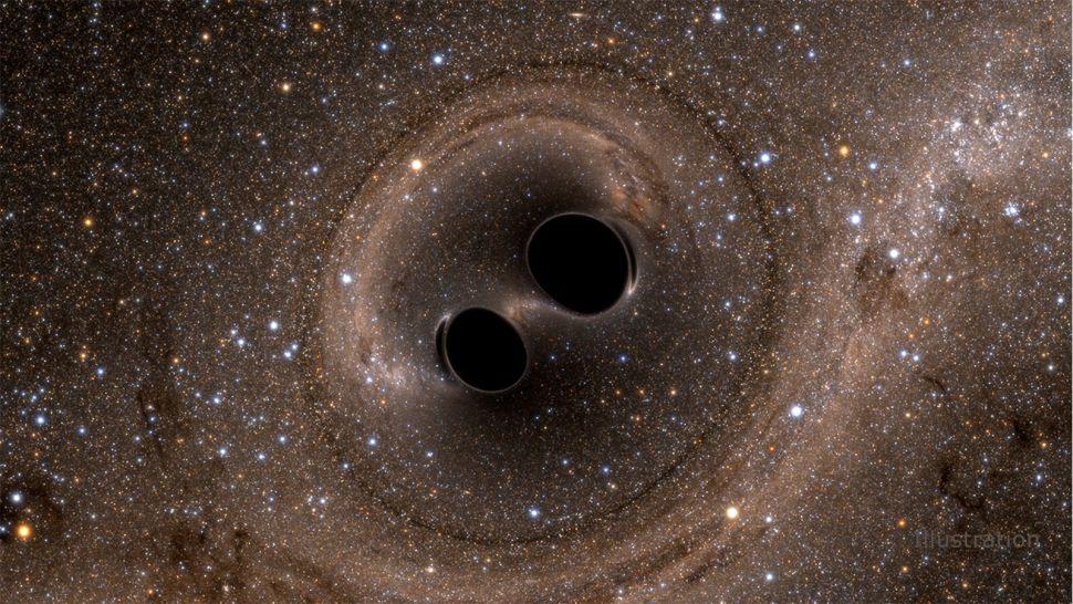 آیا از زمان انفجار بزرگ سیاهچالهای باقی مانده است؟